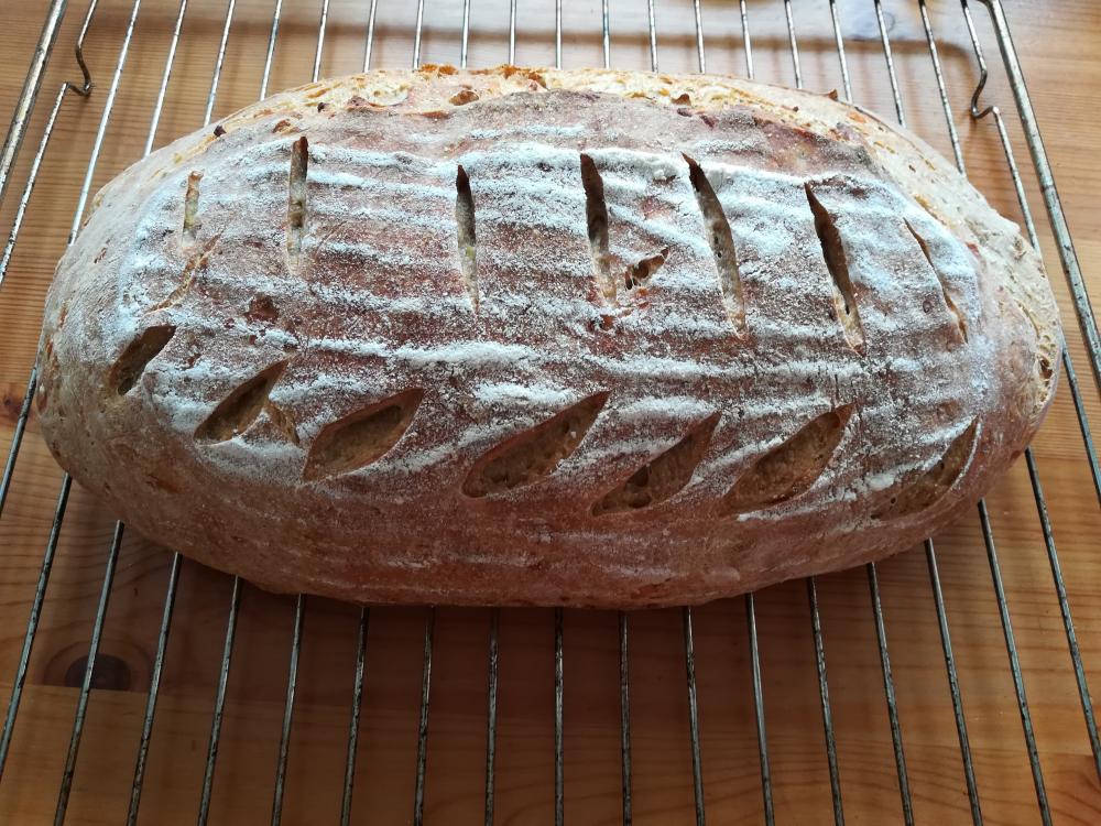 Chlieb zemiakový veľký